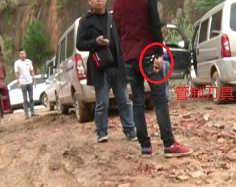 广西记者暗访走私冻肉 遭一群人持刀围攻