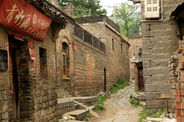 武安冶陶镇安子岭村