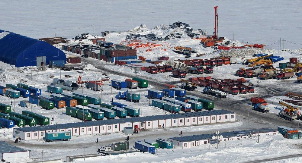 俄罗斯北极地域亚马尔液化自然气名目