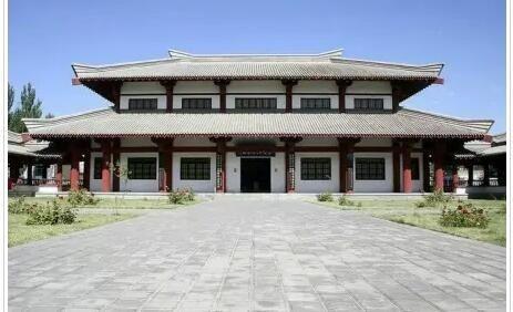 汉朝民房图片