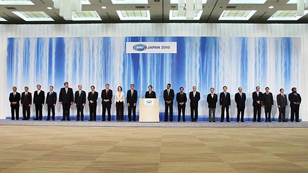 历次APEC会议,中国领导人有哪些倡议主张图片