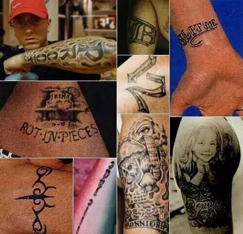 不只是纹身 | 他们用身体诉说着故事!