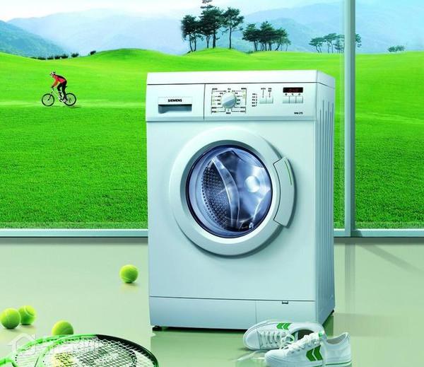 全自动洗衣机手绘爆炸图