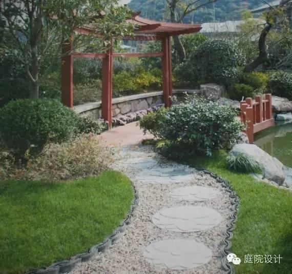 别墅庭院设计之真材实料铺装篇,赶紧收藏