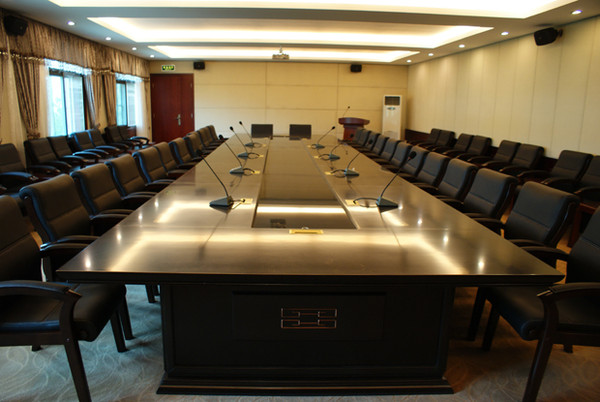 大型会议室定制方案图片