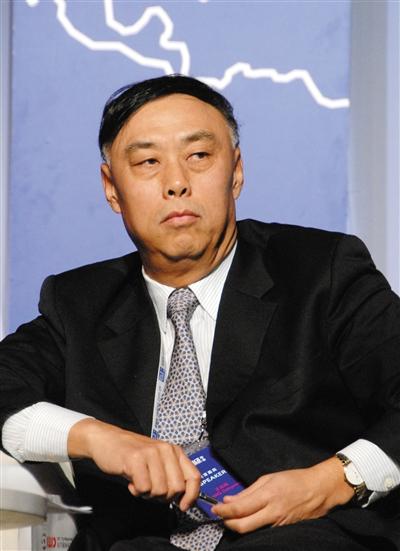 中信证券董事长王东明。图/CFP