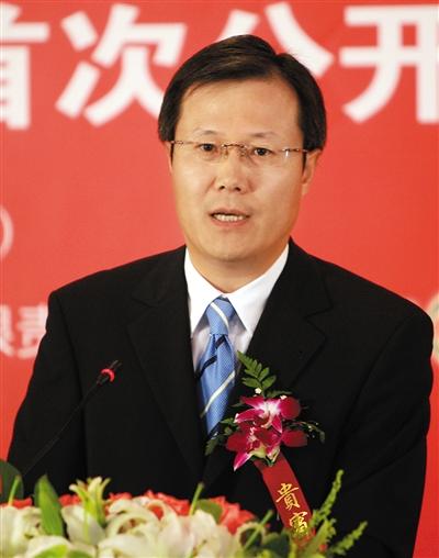 中信集团总经理助理张佑君。图/CFP