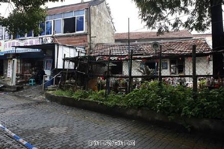 上海金山85岁老夫妻家中自杀 生前曾感谢邻居关照