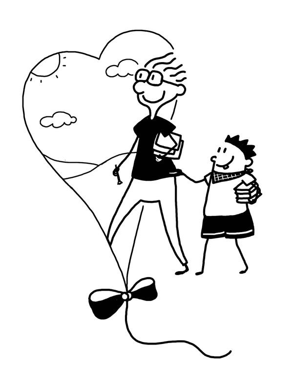 要想让孩子享受生活中简单的美好,我们就不能给他们安排太多的计划.