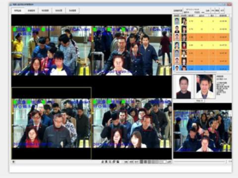 新一代天眼——像素数据视频人脸识别分析系统