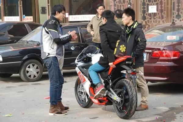 北京风速车行Aprilia GPR125&STXCafe125首