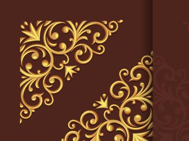 ps培訓 >用illustrator創建歐式復古的花紋圖片