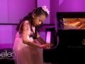 《艾伦秀第13季片花》S13E51 十岁神童获国际象棋世界冠军 奏钢琴曲