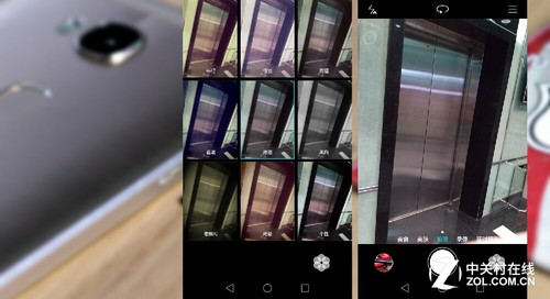 畅玩5X后置1300万像素镜头,在千元机中属于常见的配置,后置摄像头支持单色温闪光灯。同时还有全景、HDR、连拍、延时摄影、滤镜等模式可选。前置500万像素镜头支持美颜功能。具体我们可以看看样张。注:样张拍摄时北京为阴雨天气。