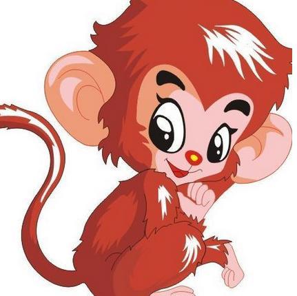 属猴人的微信头像图片
