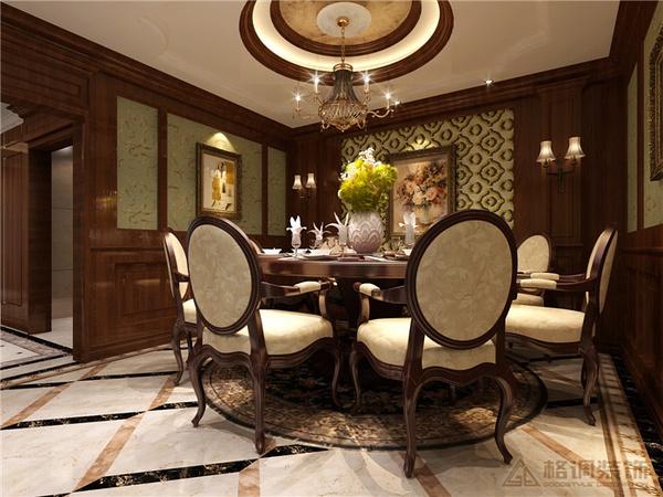 重庆高端别墅装修公司墅设计案例