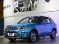 2015广州车展 长安铃木维特拉硬派SUV