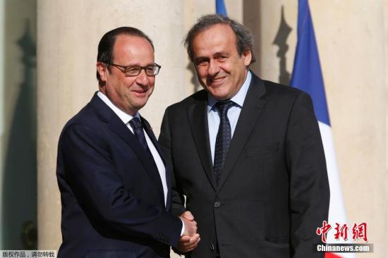 Michel Platini appeal to the court of arbitration for sport for fear of being Kraft card trial
