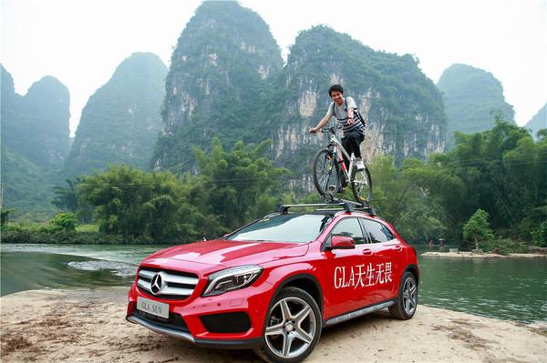 北京奔驰GLA200动感型时尚型GLA220 GLA260报价