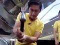 《浙江卫视挑战者联盟第一季片花》第十一期 李晨自嘲以前是木工 大鹏:有你不会做的项目吗