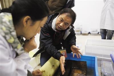 考古队领队杨军已经在西汉海昏侯墓内研究了近5年
