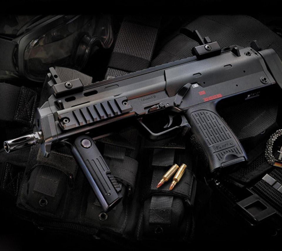 一代名枪:MP7鉴赏照(组图)-搜狐滚动