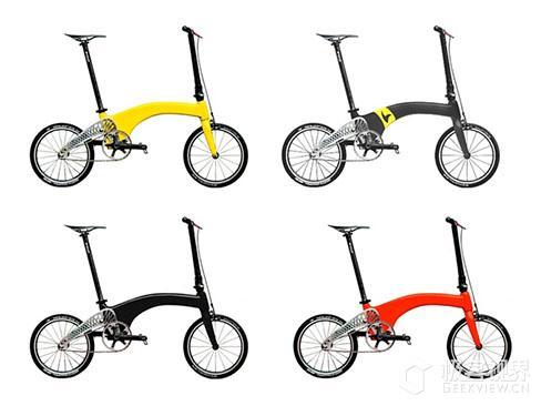 世界最轻自行车图片