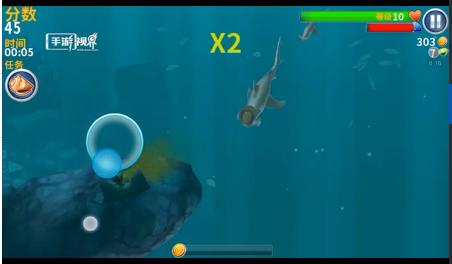 饥饿鲨进化大螃蟹视频_饥饿的鲨鱼黑色大螃蟹_末日 ...