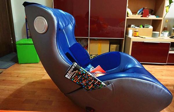 好的电动按摩椅声音安静,如果机械结构粗糙则噪音大.