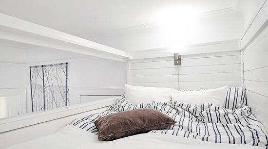 50平小户型北欧风装修效果图图片