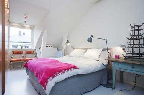 小户型设计 挑战阁楼空间