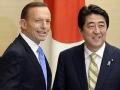 """日澳寻求建立""""准同盟""""关系"""