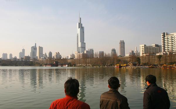 业界人士指出,南京和姑苏等都会在踊跃去库存的状况下,房价涨幅居于天下前线。视觉国家 材料