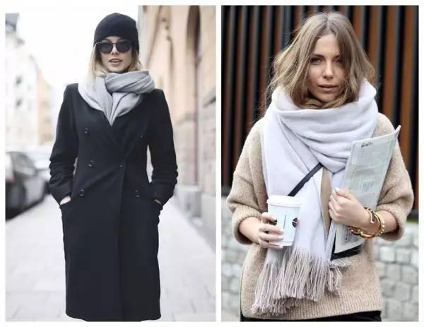 """传统外套别再穿了 太土了 当下流行""""斗篷+披肩"""