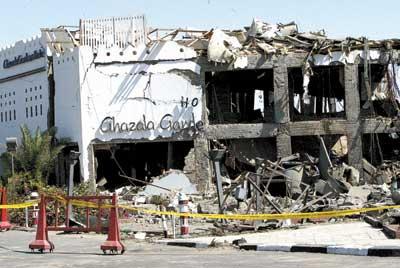 埃及西奈半岛一酒店发生两起爆炸袭击