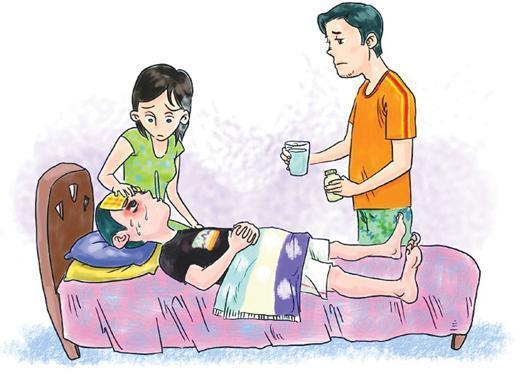 癫痫发作时应该怎样急救