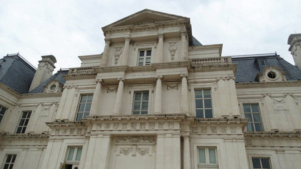 凡尔赛宫平面图高清