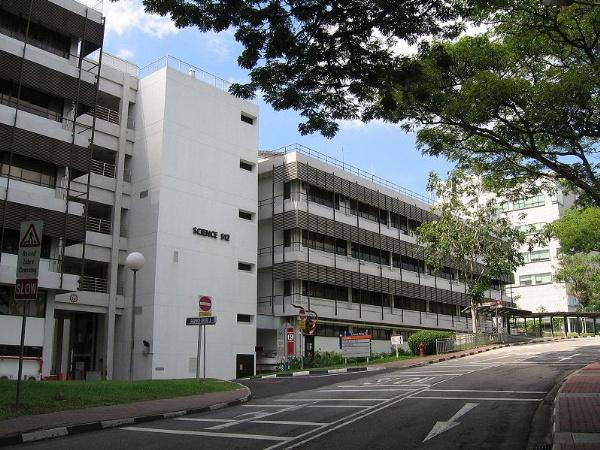 新加坡国立大学机械工程