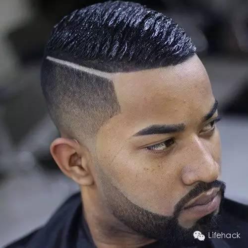 欧美28分油头发型图片_今天, steven要给大家介绍一款欧美男神都在疯玩的雅痞发型--- hard