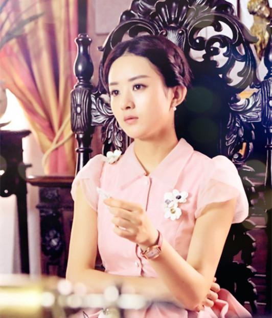 《胭脂》赵丽颖首演谍战剧 从千金富二代变身美-搜狐