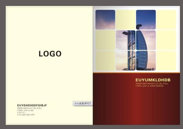 CDR教程 样本封面设计专业知识