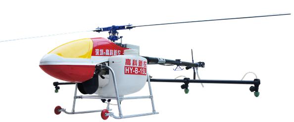 华越无人机:投身智慧农业 从玩具变工具
