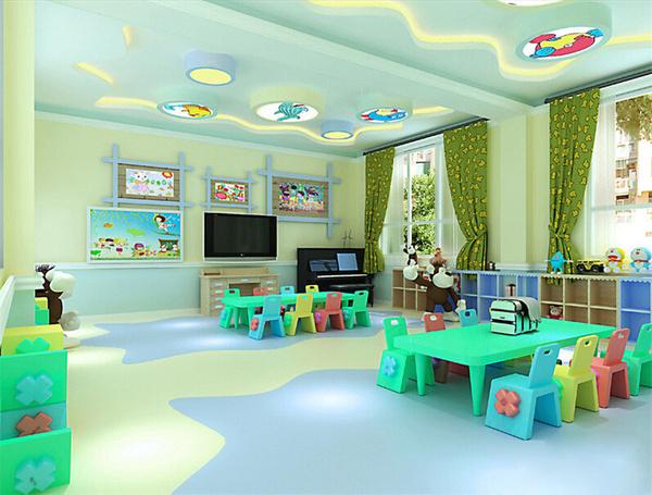 幼儿园窗户装修效果图