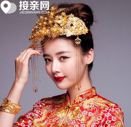 长沙新娘,最美婚礼发型大盘点图片