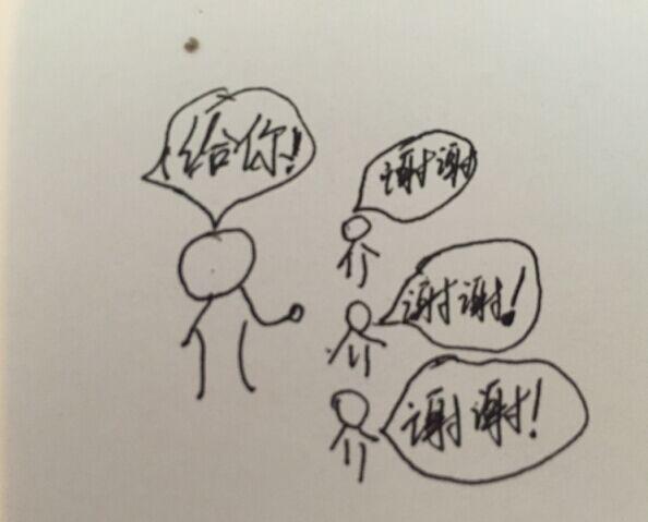 宝宝零食pop手绘海报