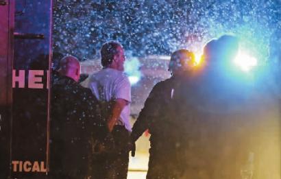美国一诊所遭袭十多人死伤 警方与枪手爆发枪战