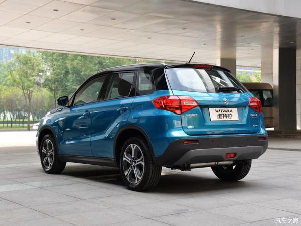 作为旗下第二款小型SUV车型,维特拉在车型?-维特拉 长安铃木能否高清图片
