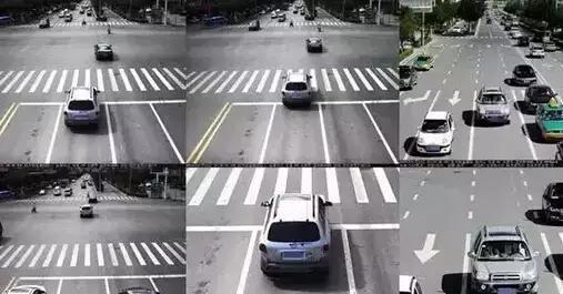 路上那么多摄像头,到底哪个是拍违章?