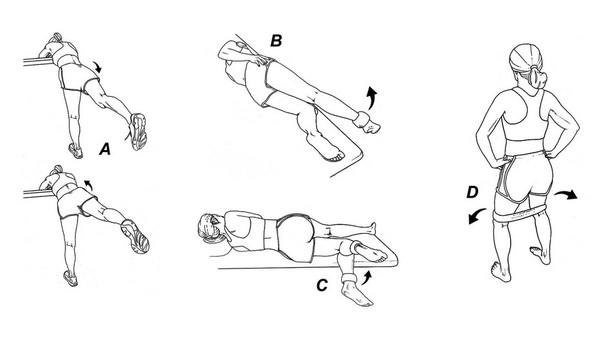 许多运动医学专家都说梨状肌在髋关节部位的作用不大,但 梨状肌在防止