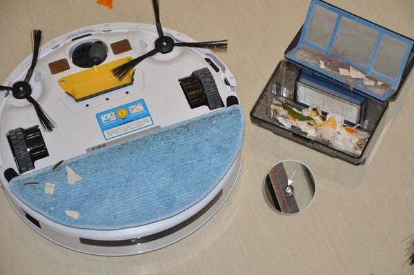 驰为扫地机器人 甲壳虫V5旗舰版